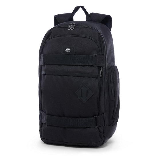 c8d307fc2ab Transient III Skate Backpack   Black   Vans