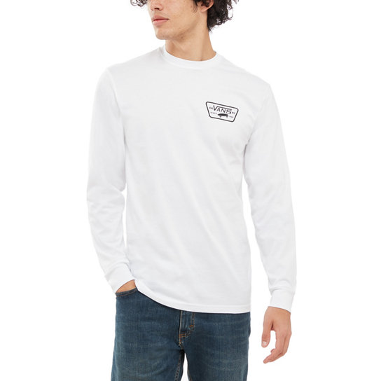Full Patch Back Long Sleeve T-Shirt | Vans