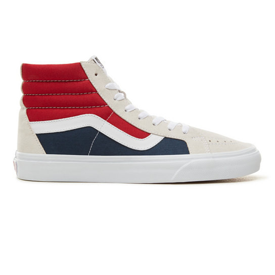 Retro Block Sk8-Hi Reissue Shoes | Vans