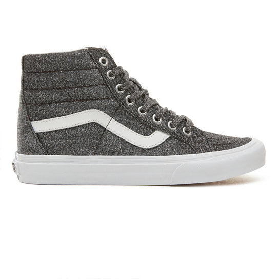 Lurex Glitter Sk8-Hi Reissue Shoes | Vans