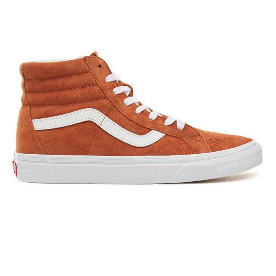 save off fdde5 bc4b2 Suede Sk8-Hi Reissue Shoes   Vans