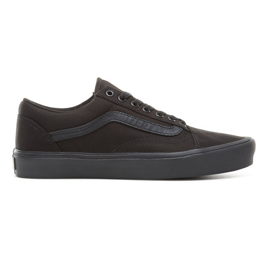 1fbb067fc9f79 Old Skool Lite Shoes | Black | Vans