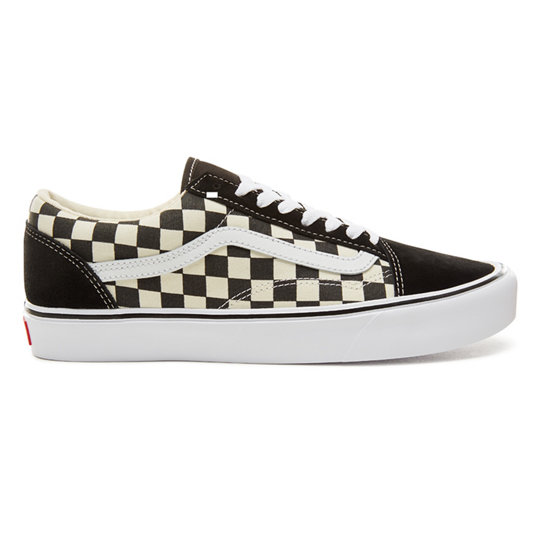 Checkerboard Old Skool Lite Shoes | Vans