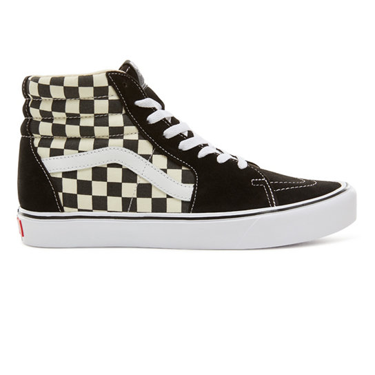 Checkerboard Sk8-Hi Lite Shoes | Vans