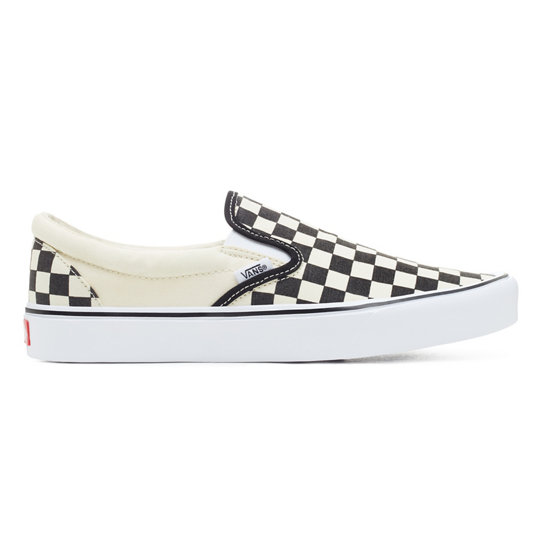 Checkerboard Slip-On Lite Schoenen | Vans