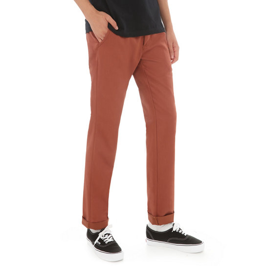 Authentic Chino Stretchbroek | Vans