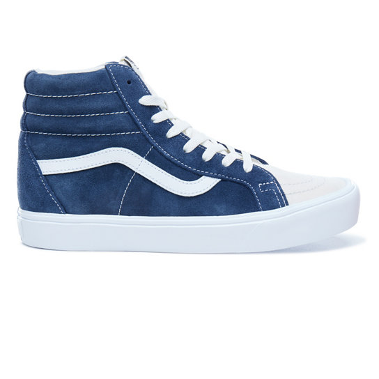 Two-Tone Sk8-Hi Reissue Lite Shoes | Vans
