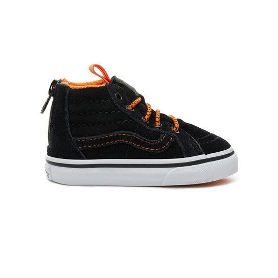 Toddler Suede Sk8-Hi MTE Zip Shoes (0-3 years) | Vans