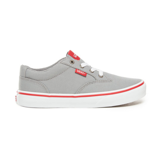 Kids Woven Winston Shoes | Vans