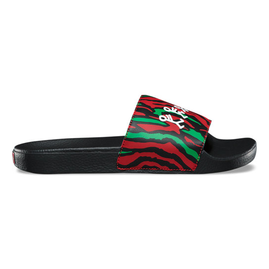 Vans X A Tribe Called Quest Slide-On Sandals | Vans