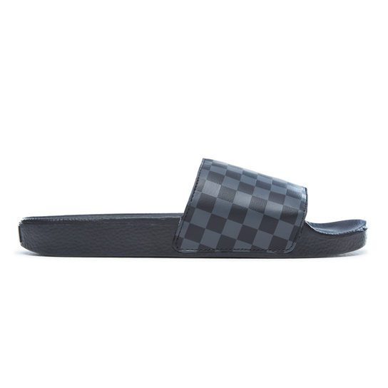 Checkerboard Slide-On Sandals | Vans
