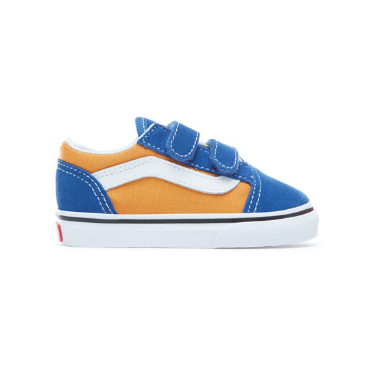Chaussures Enfant Pop Old Skool V | Vans