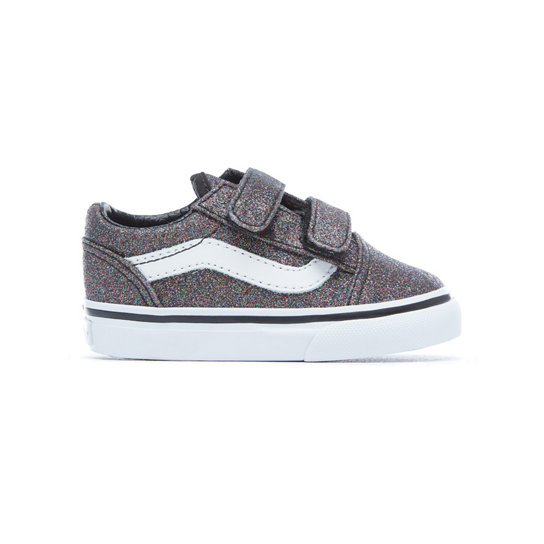 Toddler Glitter Old Skool V Shoes (1-4 years) | Vans