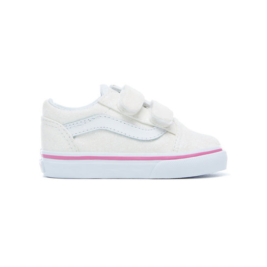 Toddler Glitter Old Skool V Shoes | Vans