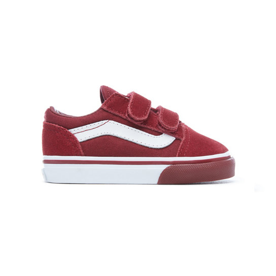 Toddler Mono Bumper Old Skool V Shoes | Vans
