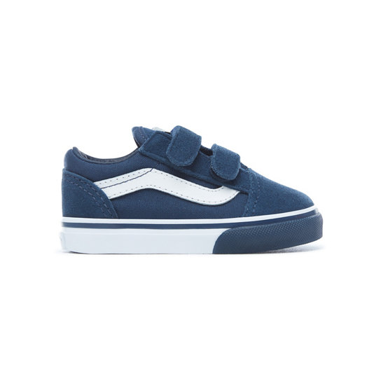 Toddler Mono Bumper Old Skool V Shoes (1-4 years) | Vans