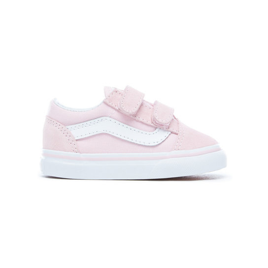 0ecf5bff629962 Toddler Suede Canvas Old Skool V Shoes