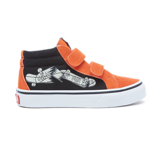 Kids Vans Focus Sk8-Mid Reissue V Shoes | Vans