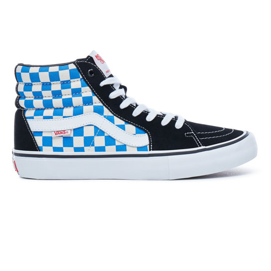 vans checkerboard czarne