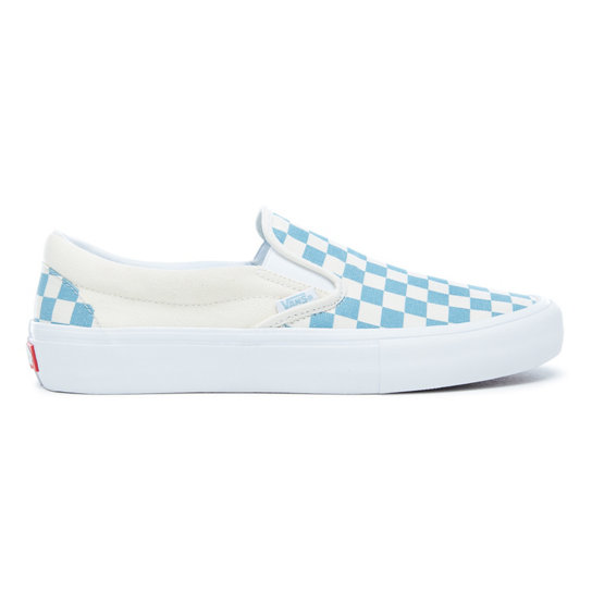 Checkerboard Slip-On Pro Schuhe | Vans