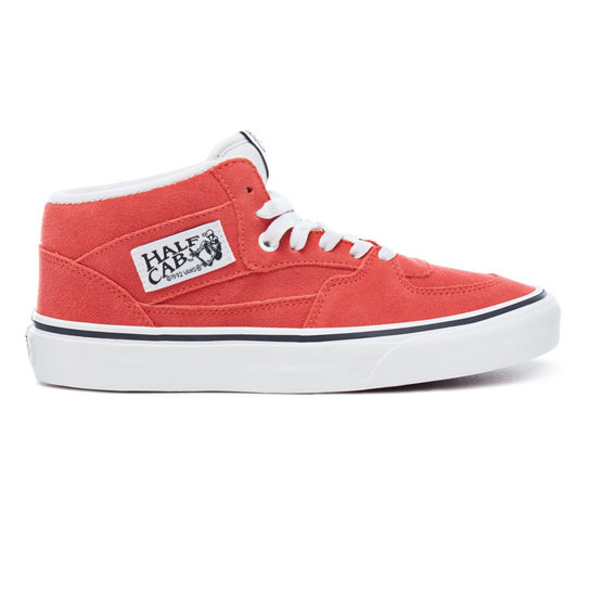 Suede Half Cab Shoes | Vans