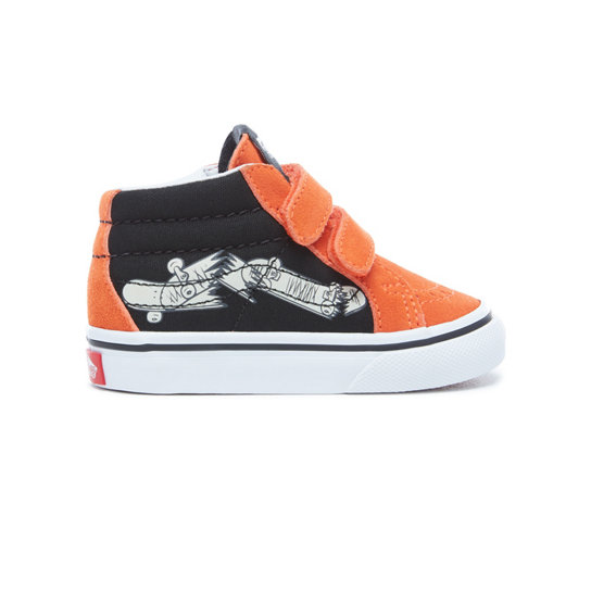 Toddler Vans Focus Sk8-Mid Reissue V Shoes (1-4 years) | Vans