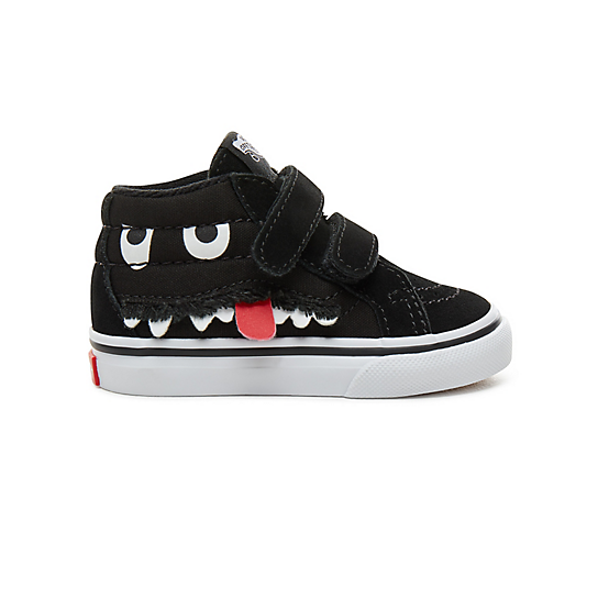 Toddler+Suede+Monster+Face+Sk8-Mid+Reissue+V+Shoes+%280-3+years%29