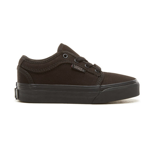Kids' Blackout Chukka Low Shoes | Vans
