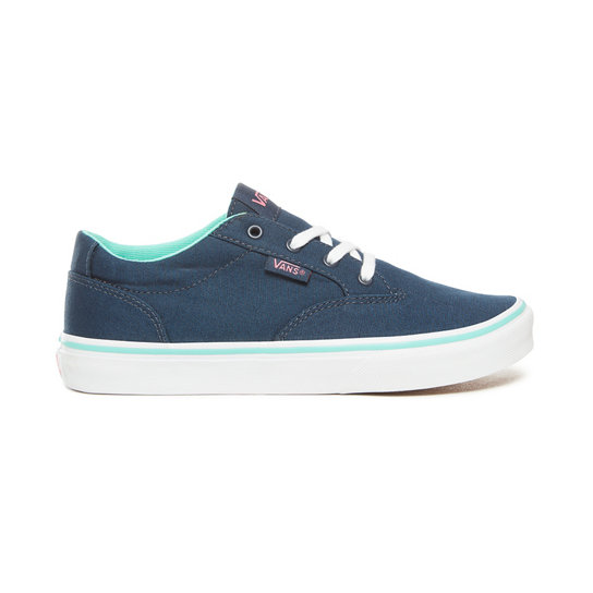 Canvas Winston Low Shoes | Vans