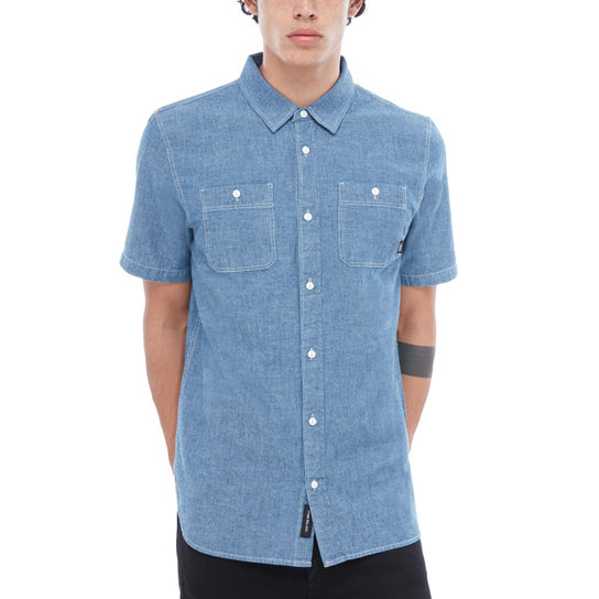Carlow Short Sleeve Shirt | Vans