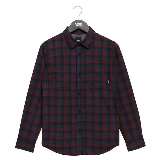 Kids Alameda II Shirt (8-14+ years) | Vans