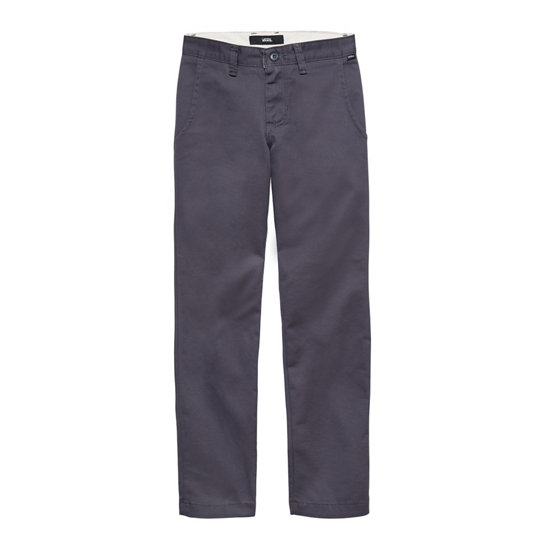 Kids Authentic Chino Stretch Trousers | Vans