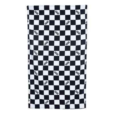 Telo mare Checkerboard | Nero | Vans