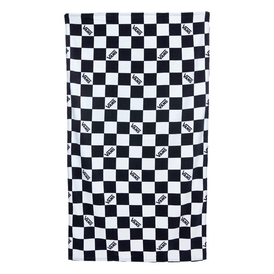 Checkerboard Beach Towel | Vans