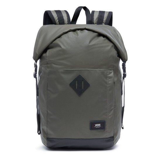 Fend Roll Top Backpack | Vans