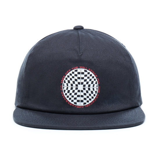 Checkered Shallow Unstructured Hat | Vans