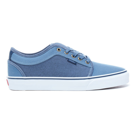 Zapatillas Chukka Low estilo Oxford | Vans