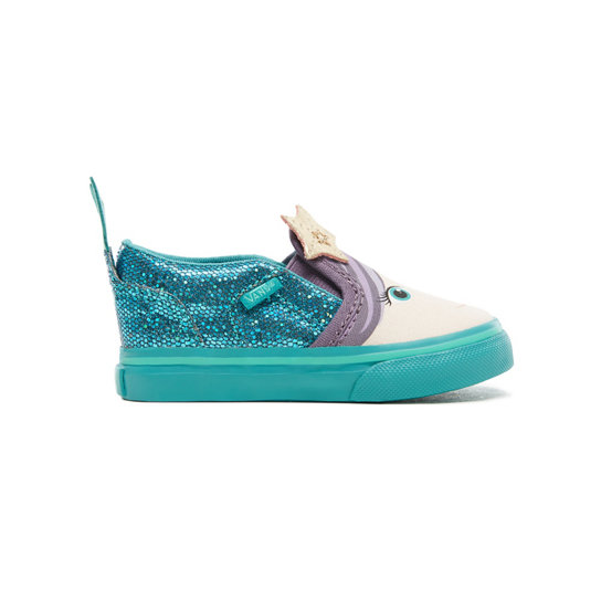 Mermaid Asher V Peuterschoenen | Vans