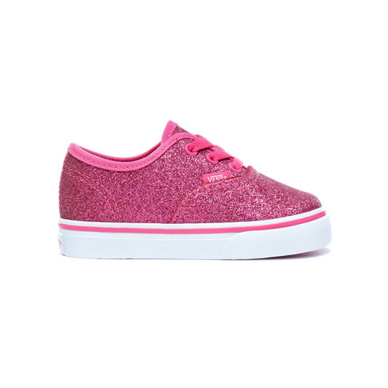Toddler Glitter Authentic Shoes | Vans