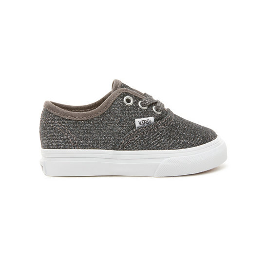 Lurex Glitter Authentic Peuterschoenen (1-4 jaar) | Vans