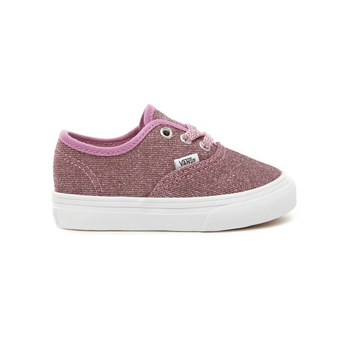 Zapatillas+de+beb%C3%A9+Lurex+Glitter+Authentic+%280-3+a%C3%B1os%29