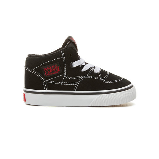 Toddler Suede Half Cab Shoes (0-3 years) | Vans