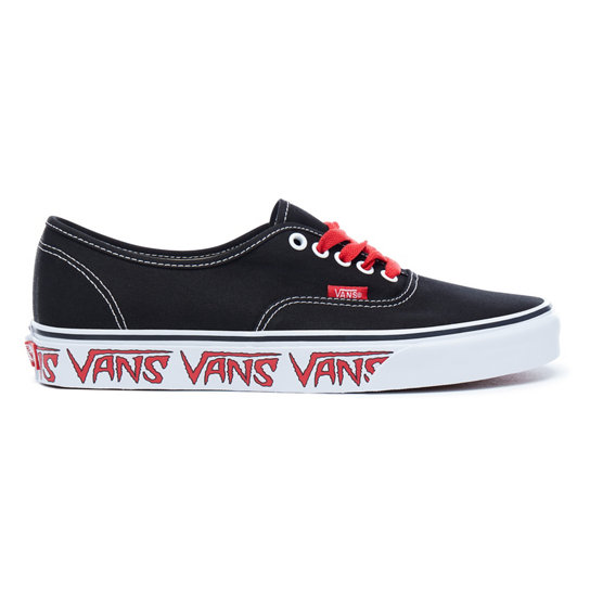Sketch Sidewall Authentic Shoes | Vans