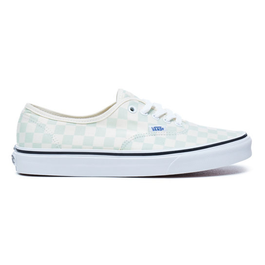 Checkerboard Authentic Shoes | Vans