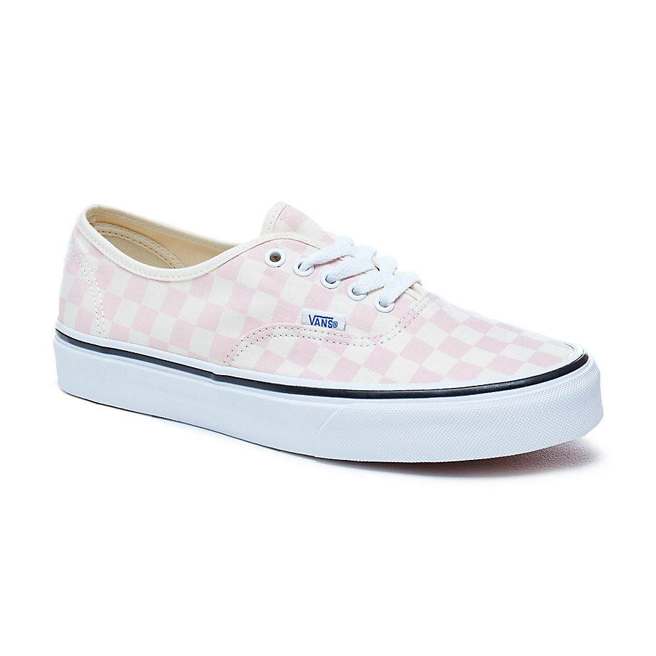 Checkerboard Authentic - Chalk Pink