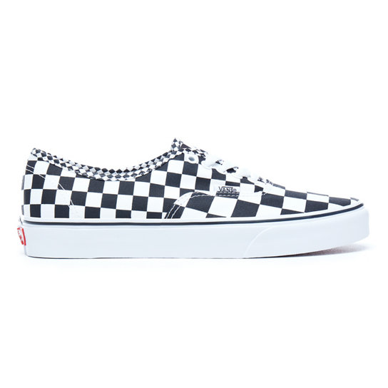 Chaussures Mix Checker Authentic | Vans