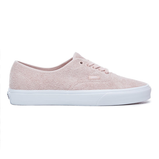Hairy Authentic Velourslederschuhe | Vans