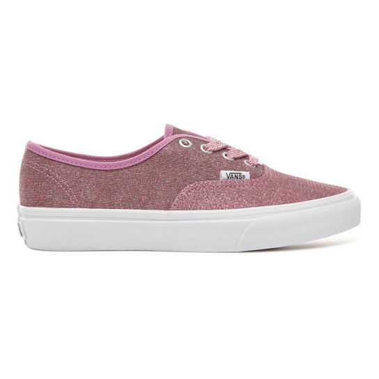Lurex Glitter Authentic Shoes | Vans