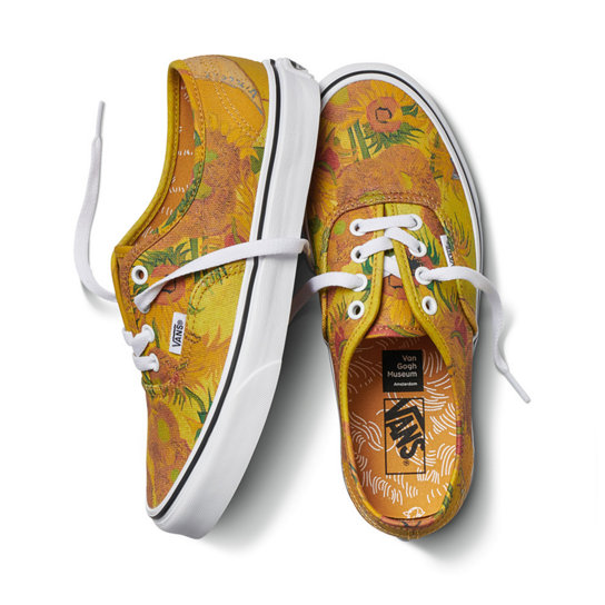 Vans x Van Gogh Museum Authentic Shoes | Multicolour | Vans