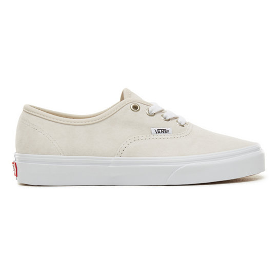 The Men's Old Skool Pig Suede in Stormy Weather and True White